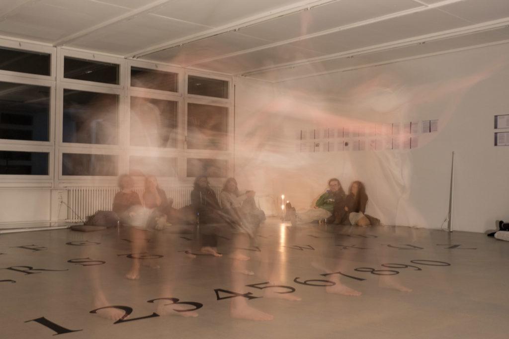 PTTH://, Maria-Cecilia Quadri & Lea Schaffner, Hexen in Luzern, Flavio Knüsel