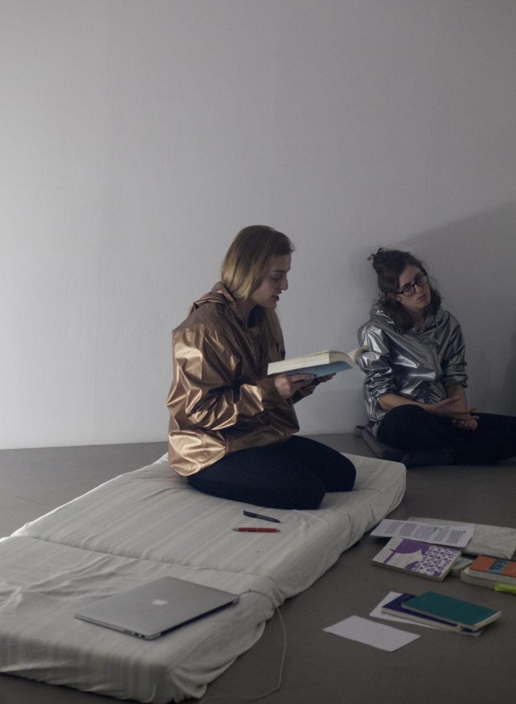 PTTH://, Maria-Cecilia Quadri & Lea Schaffner, Hexen in Luzern, Helvetia Leal